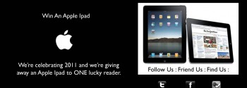 new ipad giveaway