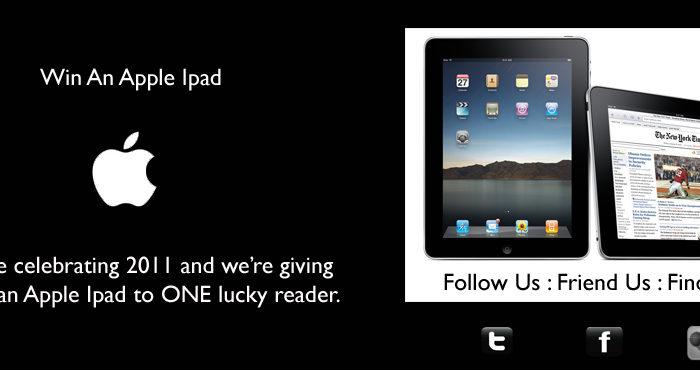 Win an Apple iPad