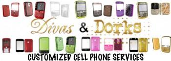 DIVASANDDORKS CUSTOM CELLULAR
