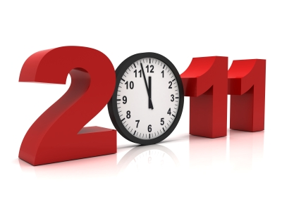 Five Tips To Jumpstart Your 2011