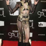 Jesse J Arrives To VH1 Divas Celebrate SOUL