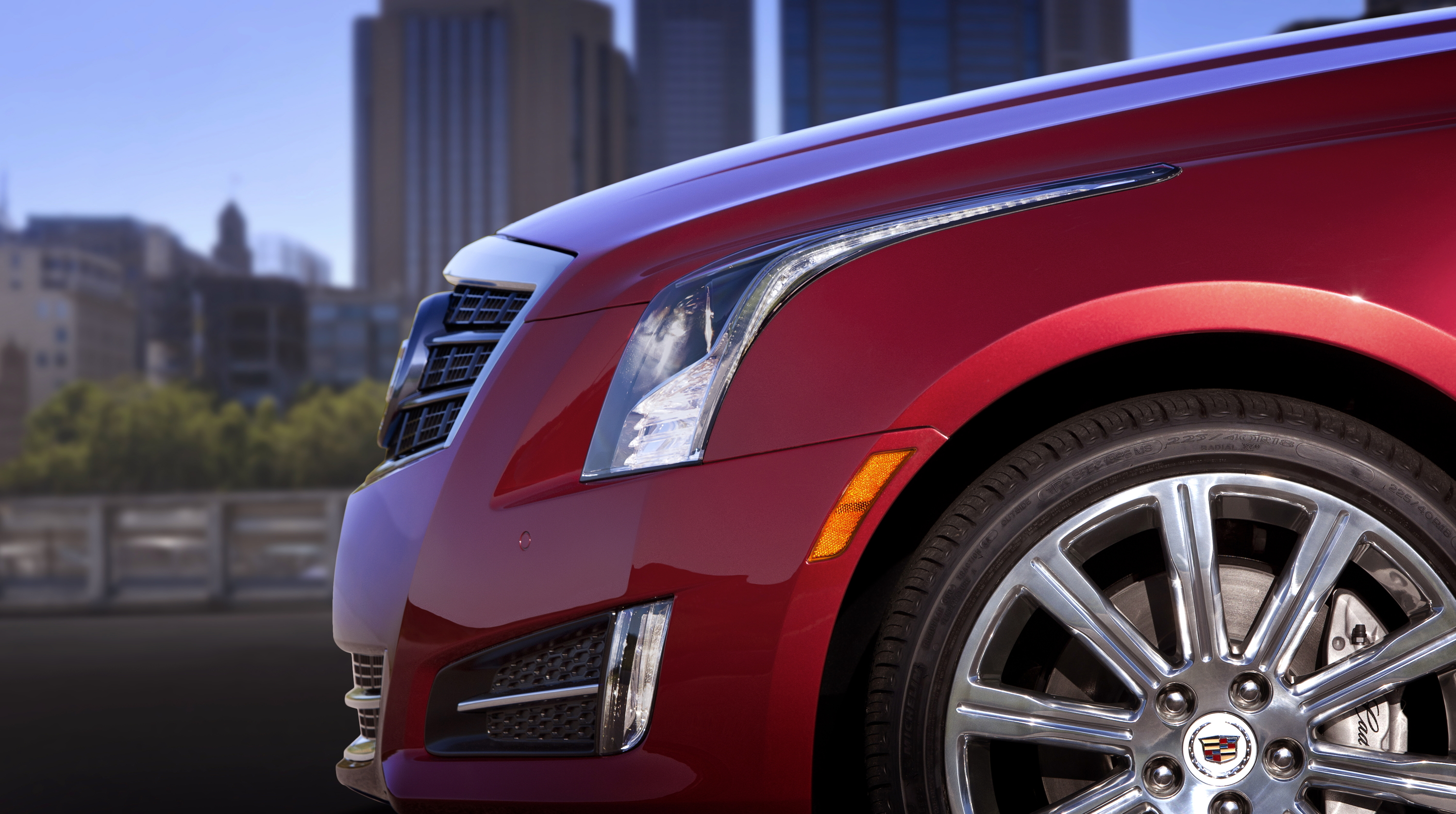 The 2013 Cadillac ATS compact luxury sedan is a new expression of Cadillacâ??s Art & Science philosophy, built on a foundation of quick, nimble fun-to-drive dynamics and mass efficiency. Developed on an all-new, lightweight vehicle architecture, the ATS expands Cadillacâ??s portfolio into a crucial global segment and creates an entry into the Cadillac brand for a new group of luxury consumers.