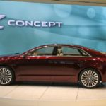 Lincoln MKZ Concept REVEALED at NAIAS