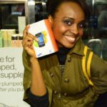 Nichole of SugaRushTV.com - NYFWRRR Samsung Galaxy SII Winner!