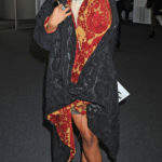 Eva Marcille on the way to Zang Toi