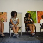 The first Style Bloggers of Color panel: Content is King, Consistency is Queen