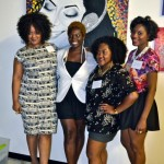 Style Bloggers Of Color with Marie Denee, Tiffani Gatlin, Kimberly Warner and Monroe Steele