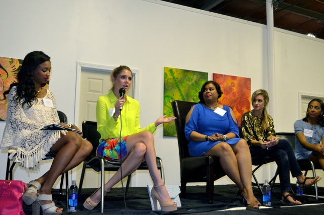SBOC Panelists spill the tea on how to work with brands...