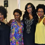 Style Bloggers of Colors own, Marie Denee, Merli Estime, Christen Rochon & Amber McKinnon