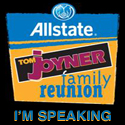 TOM JOYNER FAMILY REUNION