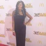 McDonald's 365 Black Awards Red Carpet