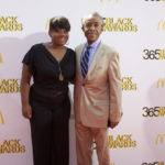 Al Sharpton & Honoree Mary-Pat Hector
