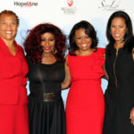 Chaka Khan, Dr. Denese Shervington, Essence President Michelle Ebanks
