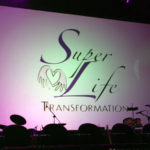 SuperLife Graduation stage