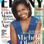 michelle obama tracy reese ebony magazine cover may 2012