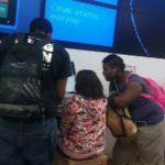 Social Girls Night Out ATL Bing It On Challenge Lenox Mall Microsoft Store