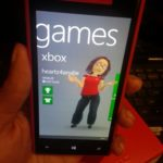 HTC 8X Windows Phone 8 DD - xbox hand