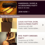Poshmark - View Upcoming Posh Parties
