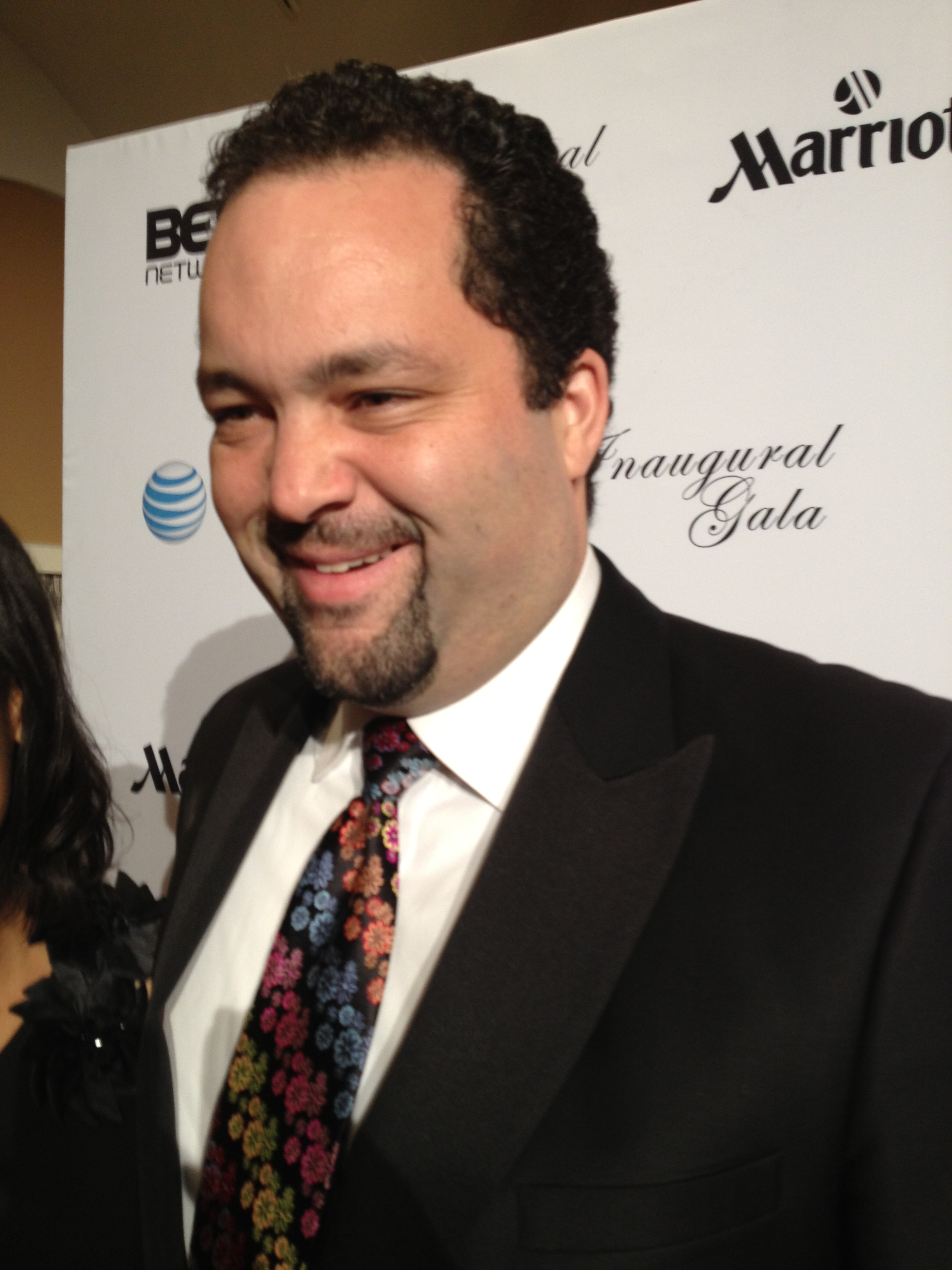 bet inaugural ball Ben Jealous