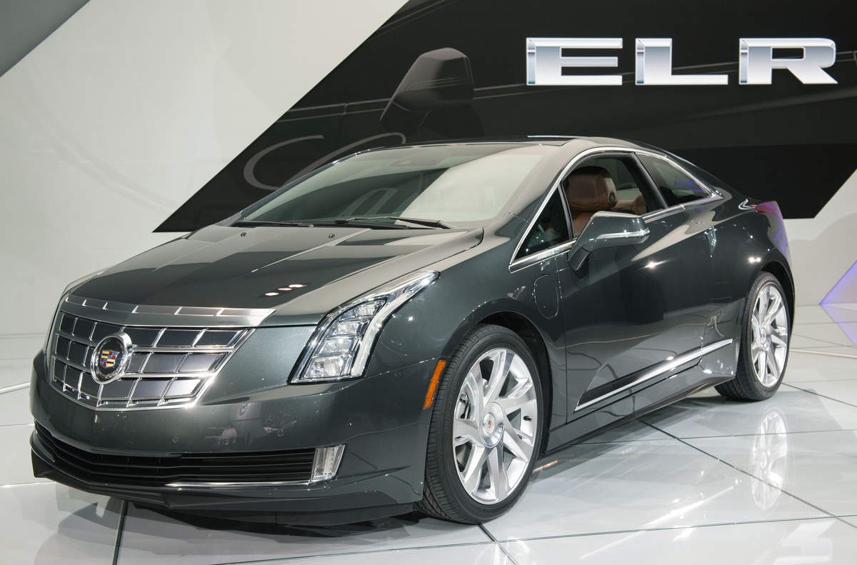 cadillac elr north american international auto show