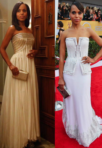 Olivia Pope Kerry Washington