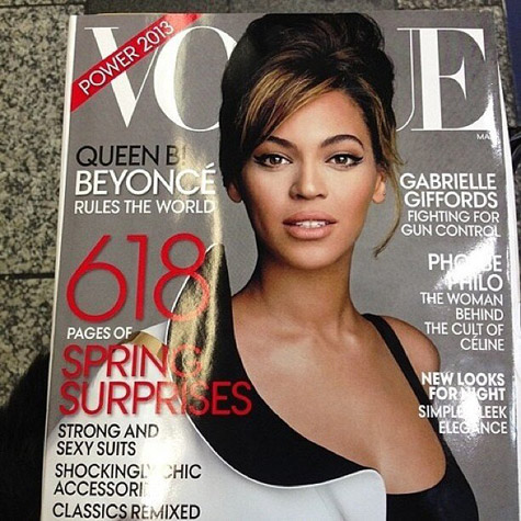 divas and dorks king b beyonce covers the newest issue