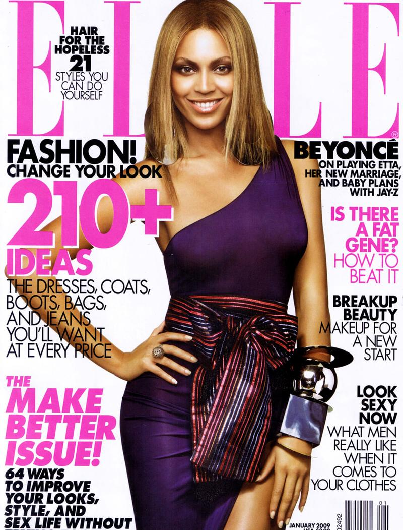 beyonelle beyonce covers magazine