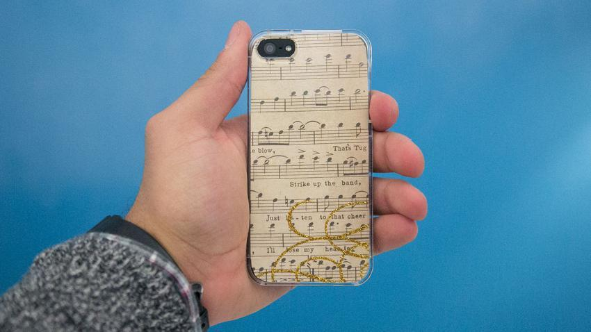 Sheet Music Iphone Covers 8