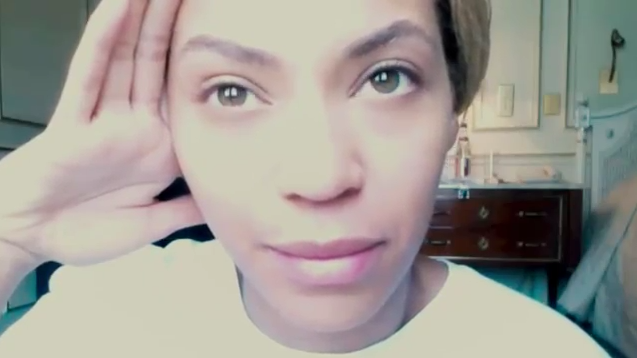 Bey video diary