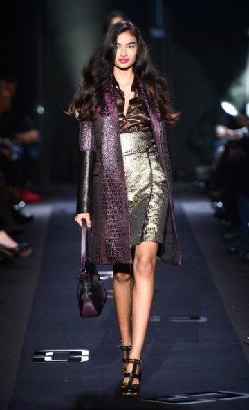 DVF FALL 2013 METALLICS