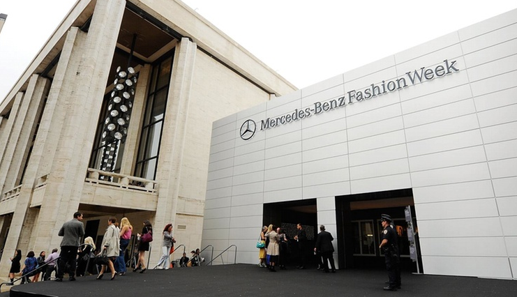 Fashion Week Live:  Mercedes Benz Fashion Shows Livestream