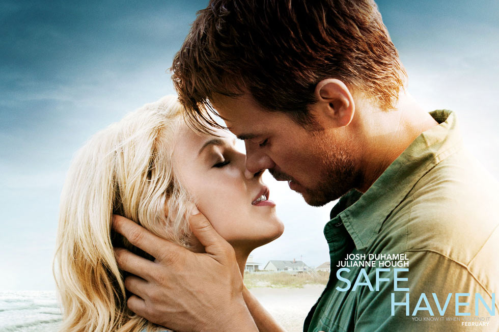Safe-Haven-movie valentine's day movie