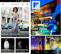 flipboard or google currents