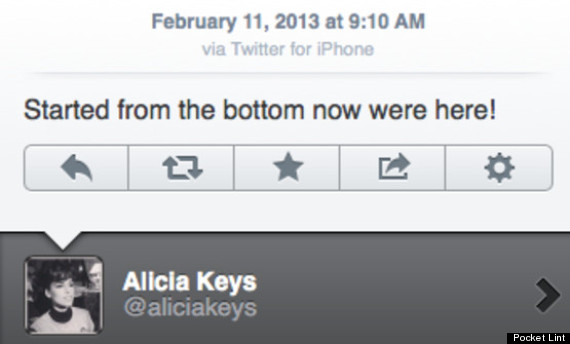 alicia keys blackberry
