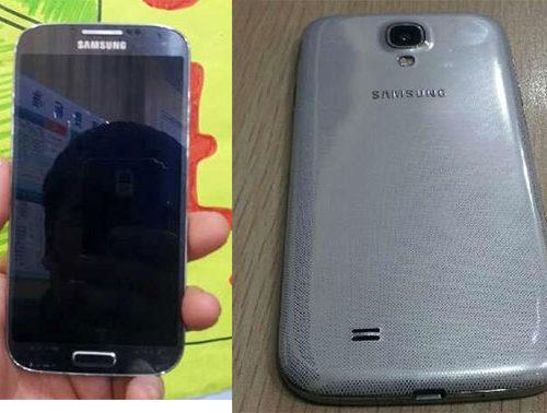 Samsung Galaxy S4 leak