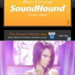 HTC One X + - Music Player - Built In SoundHound App