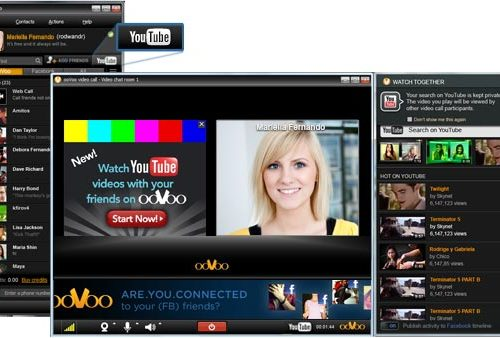 Oovoo - SXSW Watch Together