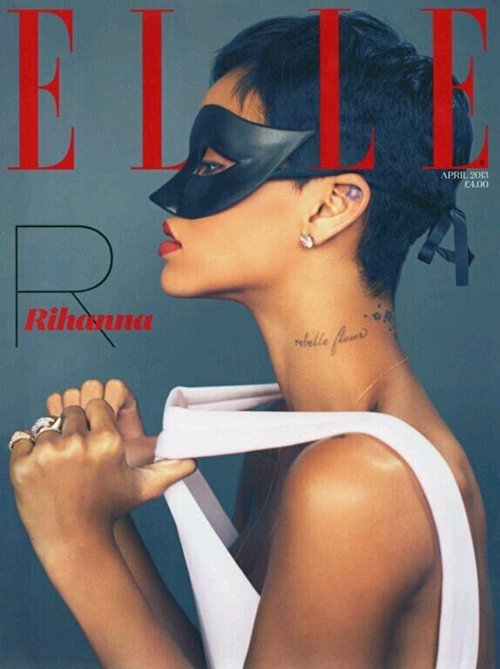 Rihanna-ElleUK-photo