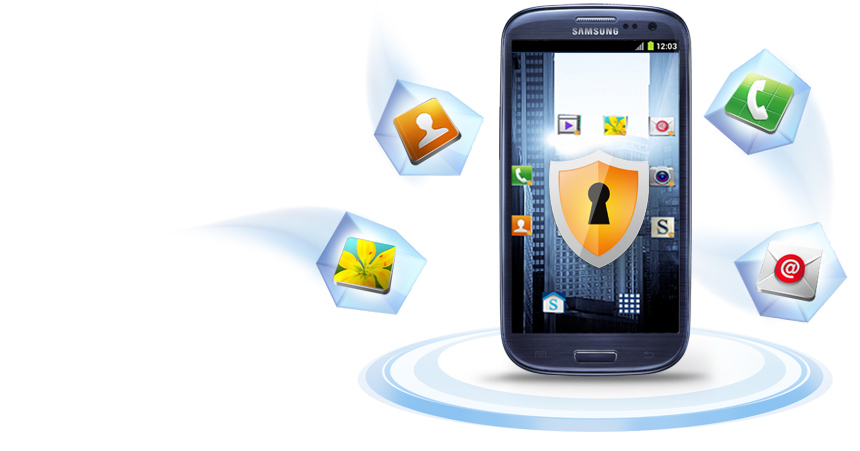 Samsung KNOX - Application Security