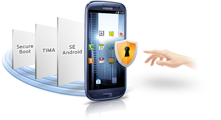 Samsung KNOX - Platform Security