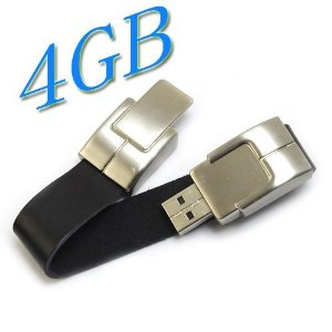 Fashionable Gadgets - USB Bracelet