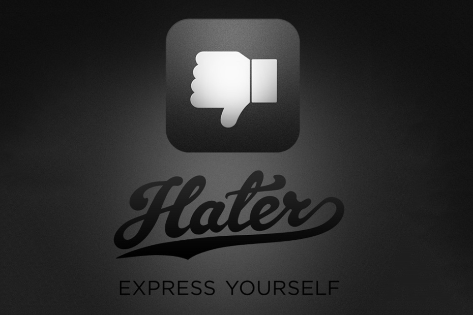 Have You Heard? - haters App -news