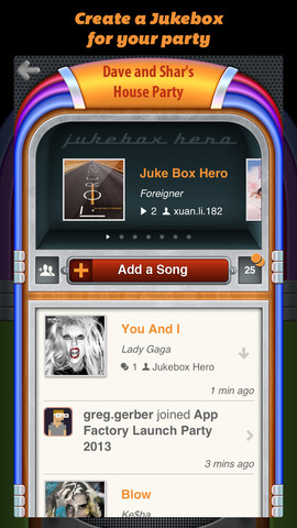 Jukebox hero
