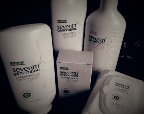 Cherish Beauty Seventh Generation