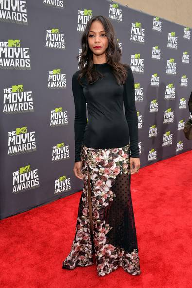 2013 MTV Movie Awards Red Carpet 3