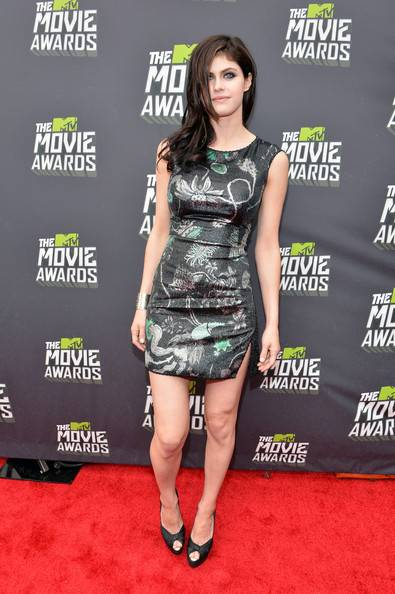 2013 MTV Movie Awards Red Carpet