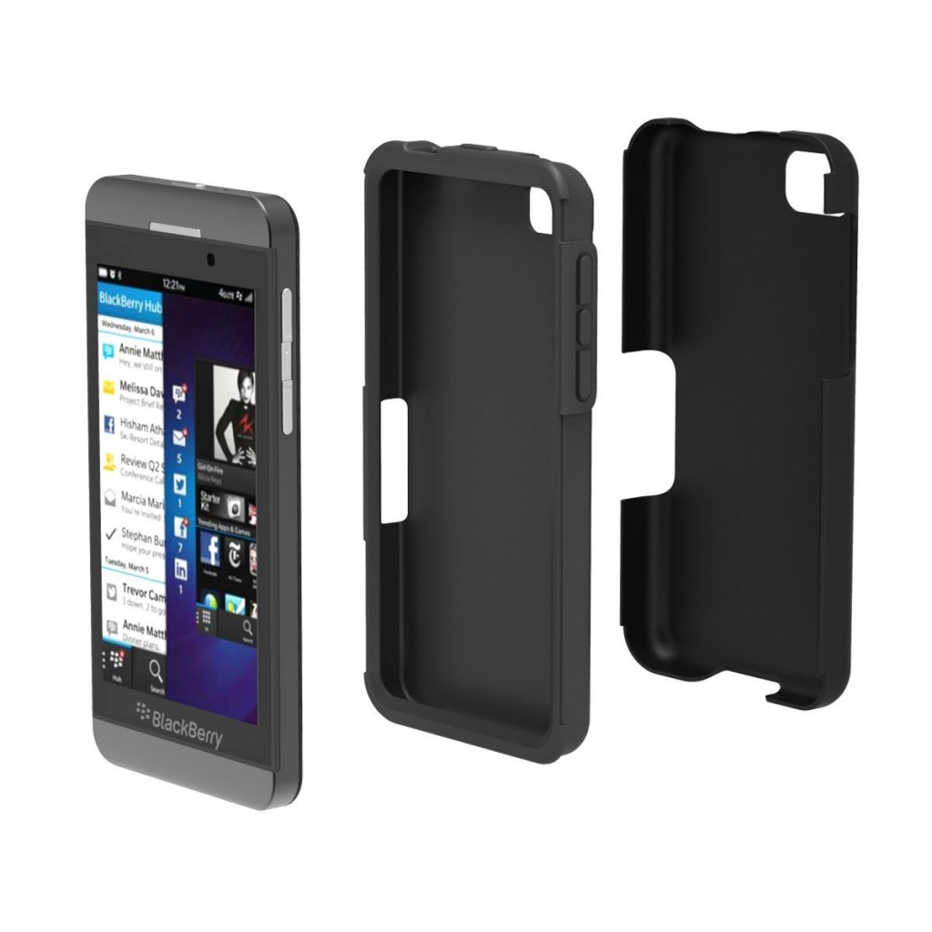 Acase - SuperLeggera PRO Case - BlackBerry Z10 - Analie Cruz - YummyAna - Divas and Dorks - Technology