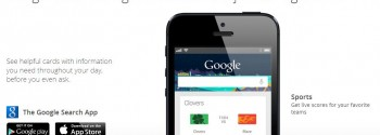 Google Now for iPhone and iPad - Analie Cruz - Tech Editor - Divas and Dorks Header
