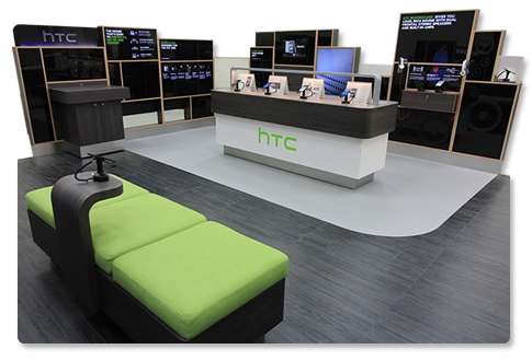 HTC One Live Experience Tour - HTC One Showrooms - Divas and Dorks - Technology