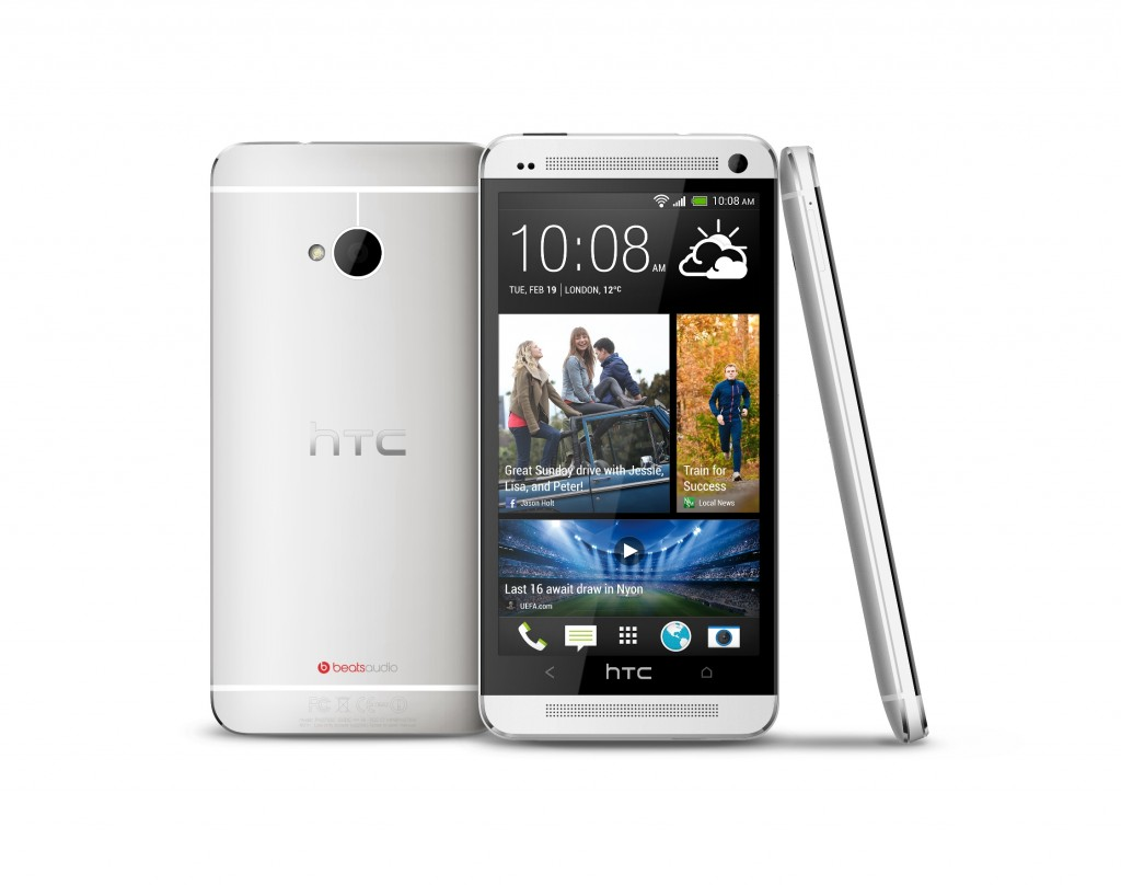 HTC One Update Google Android smartphone official